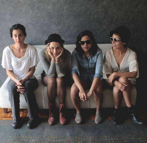 La entrevista desde Perú con esta banda de simpaticas chicas peruanas!