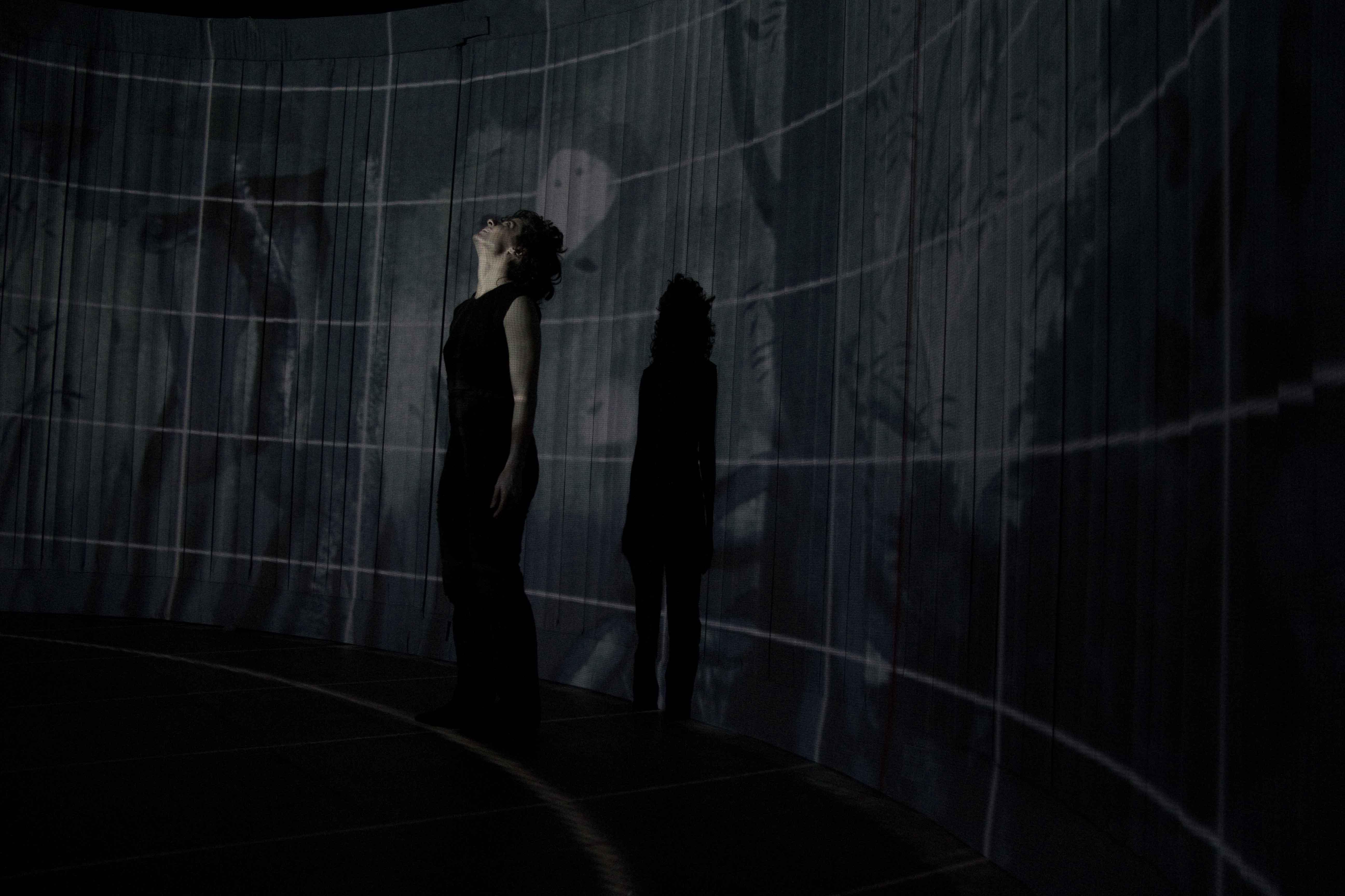 Escena de Olga. Cortesía de Paula Manaker