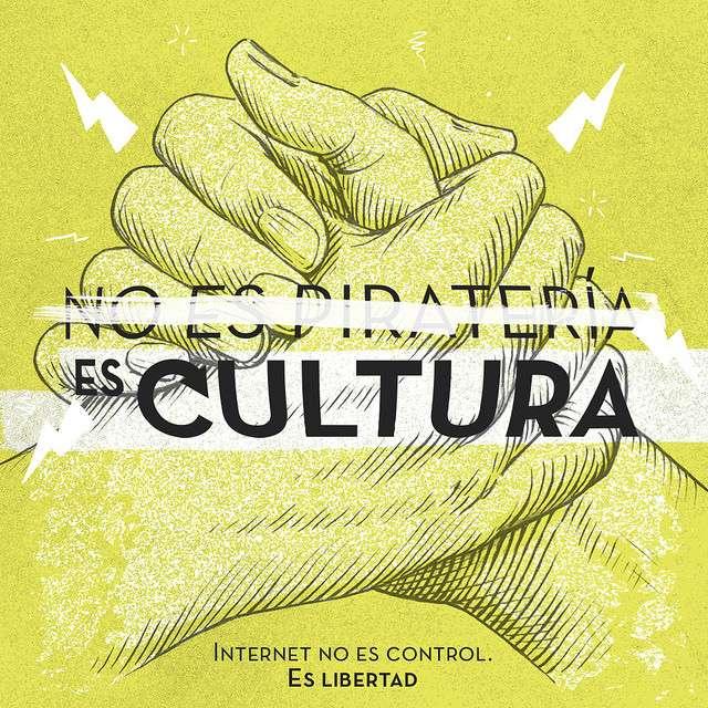 No es piratería es cultura