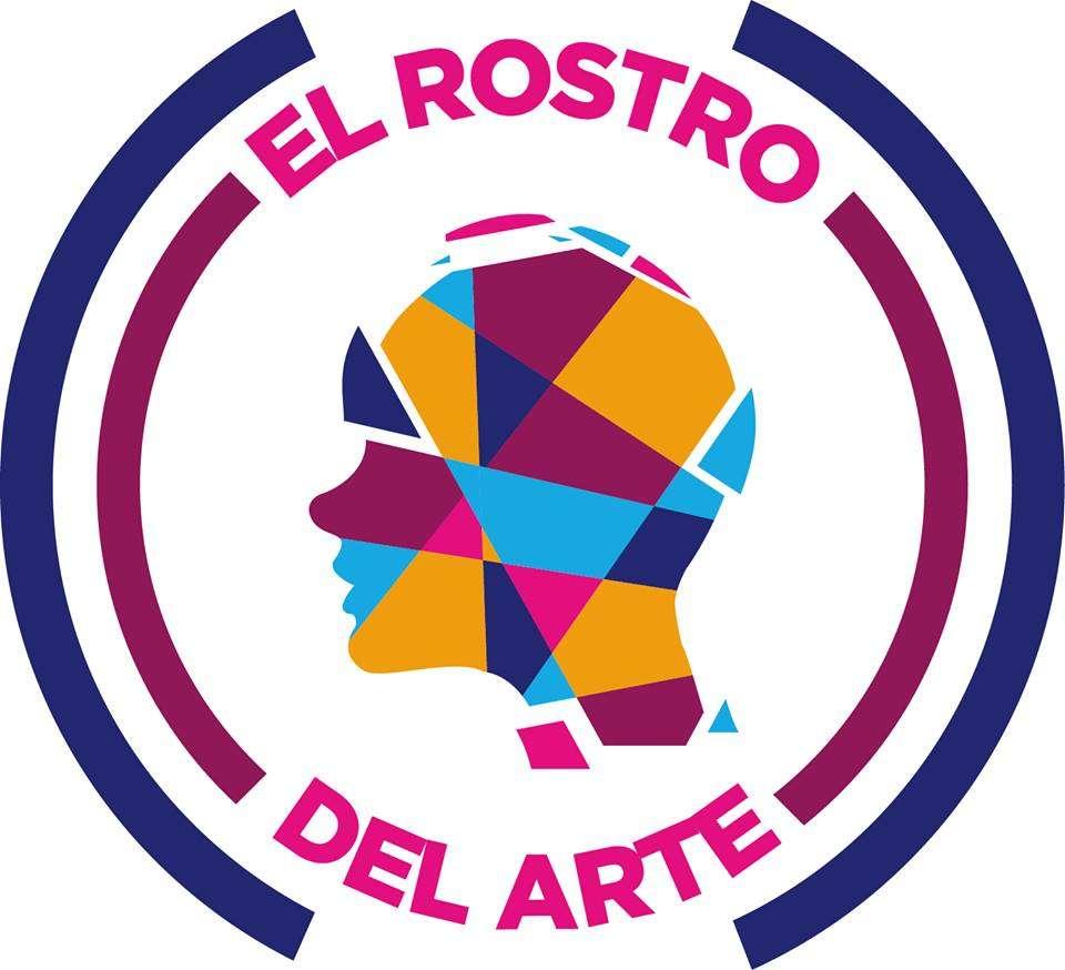 Logo El Rostro del Arte 02